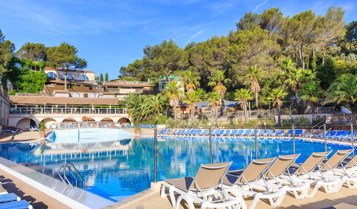 piscine frejus holiday green camping