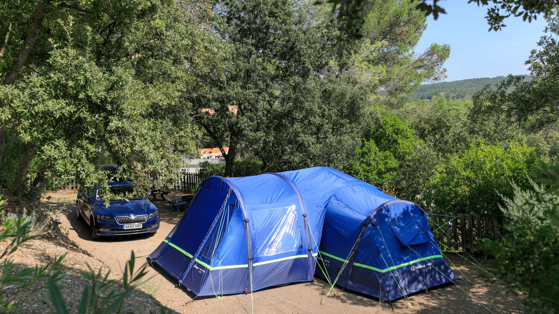 camping in frejus