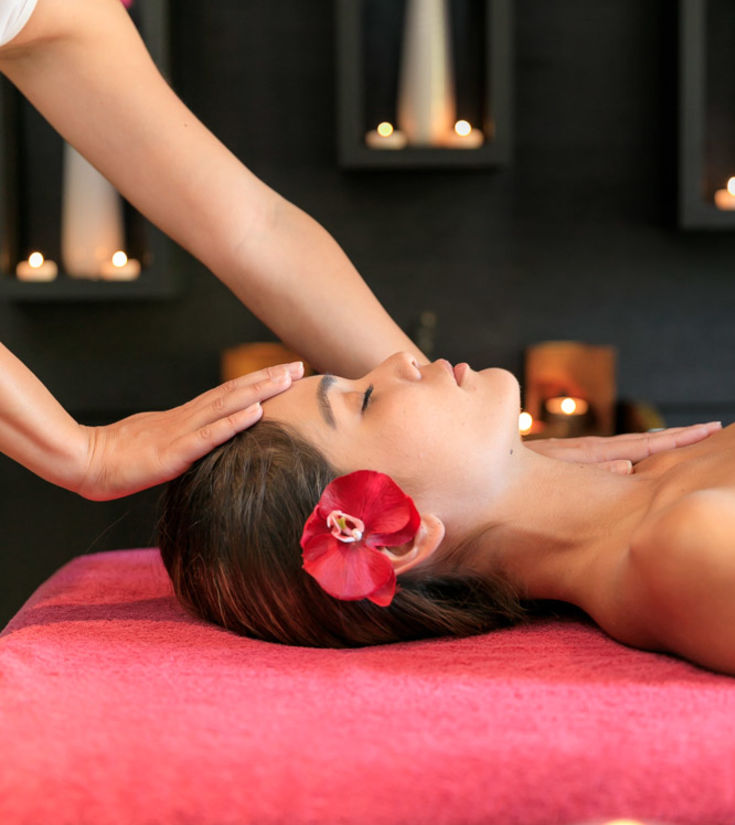 spa massage relaxation camping frejus