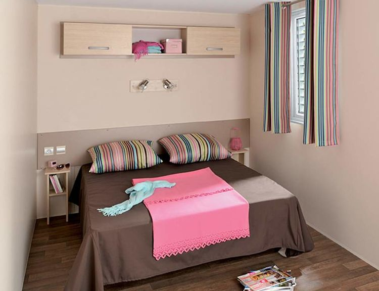 Chambre parentale du Cottage Plus